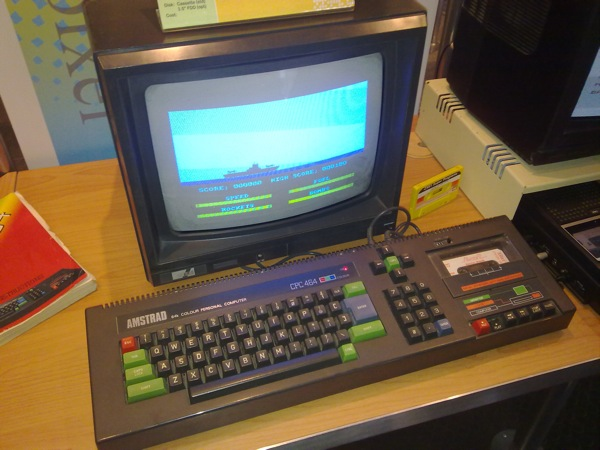 Amstrad CPC464 was revolutionary, but in a marketing sense.
