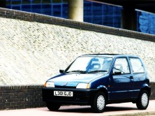 Not too many around now, but a good Cinquecento is well worth a punt, and has impressive fuel consumption.