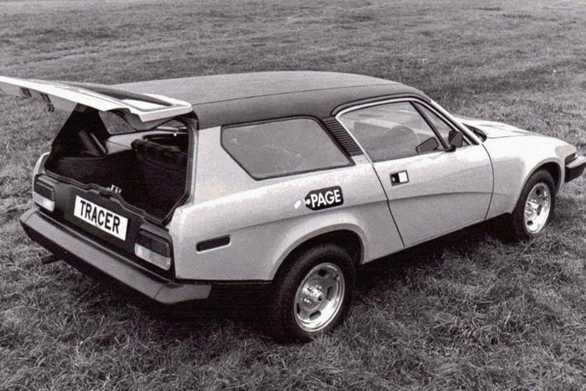 The converters : Crayford Engineering TR7 Tracer