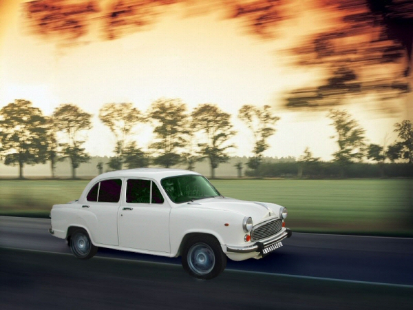 The cars : Hindustan Ambassador development story