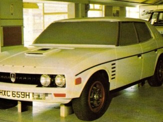 Rover P8
