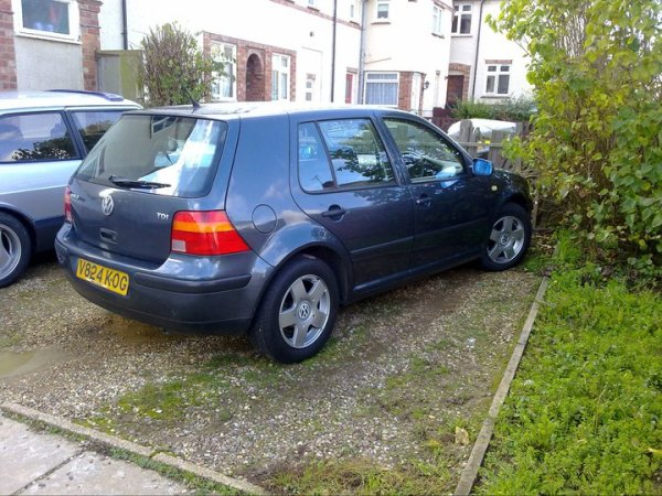 This VW Golf was £500 to buy - and aside from consumables, it's cost zero to run during the past year.