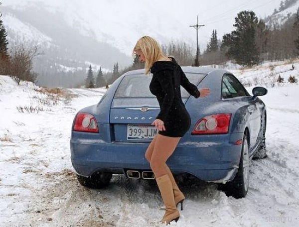 Winter driving: don't take any chances