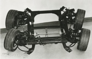 Panther 6 front subframe was a work of genius