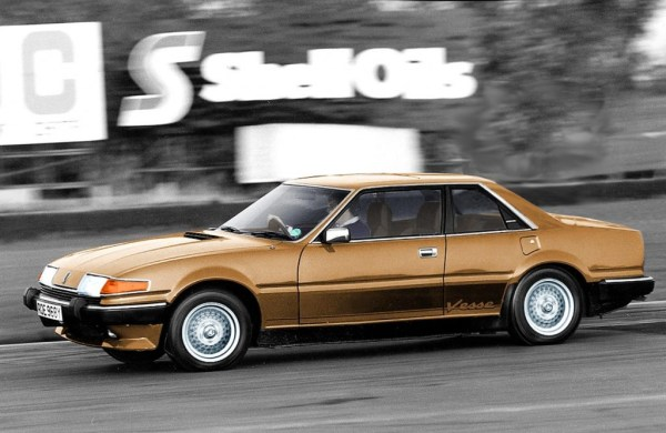 Rover SD1 'Sport' - a budget Bitter SC/Ferrrai 400?