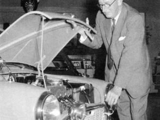 Leonard Lord and the new Mini