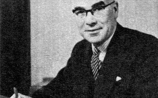 Donald Gresham Stokes