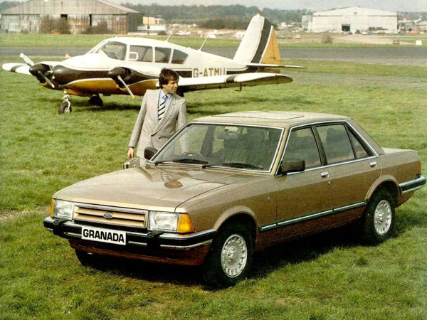 Image result for ford granada mk2 press