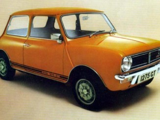 Mini sales reached a new high in 1971