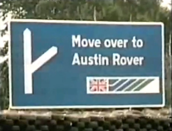Move over to Austin Rover