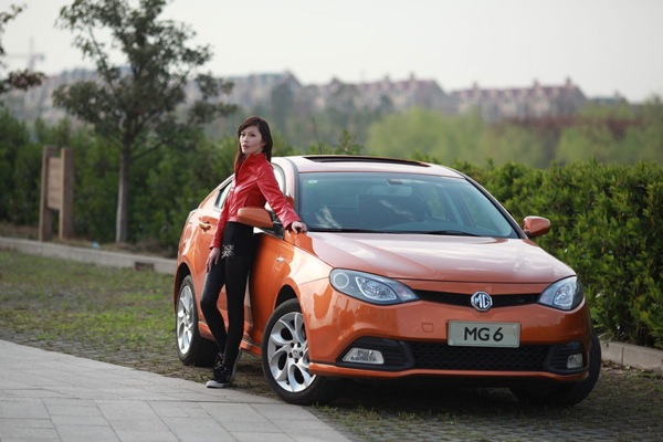 Is the MG6 a worthy British car of the year for 2012?