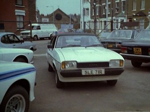 It's Wednesday at 9.00pm. It must be time for Minder.