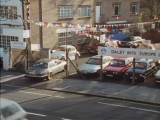 Arthur's car lot, series seven and eight.