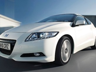 Honda CR-Z - hybrid state of the art in 2011