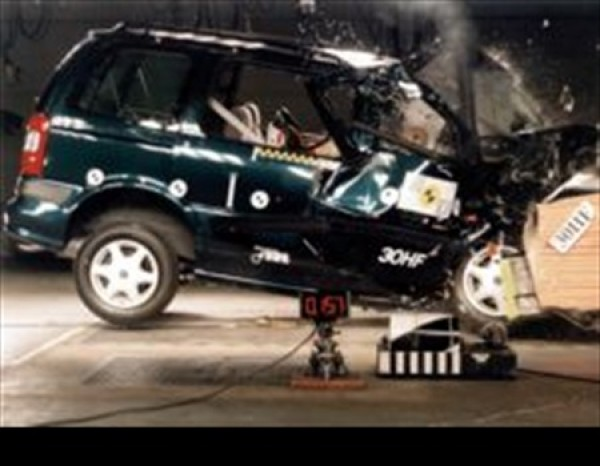 Who's to blame if your self-driving car is in an accident - you or. Crash,  bang, wallop ...