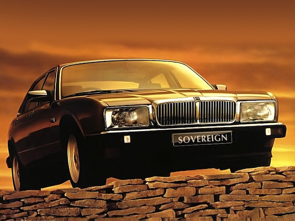 Jaguar Sovereign was a sublime drive. It still is...