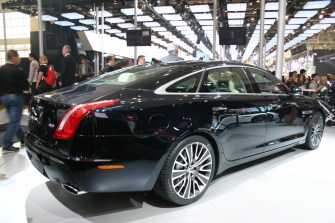 Jaguar XJ Ultimate edition