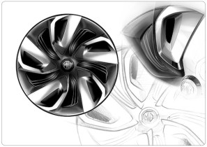 MG ICON Wheel PIC