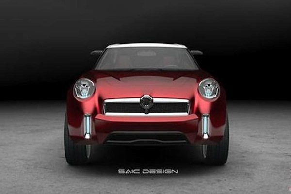MG Icon Concept, to be unveiled in Beijing next week