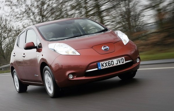 Nissan Leaf: Will an internal combustion version end up being made in Britain?