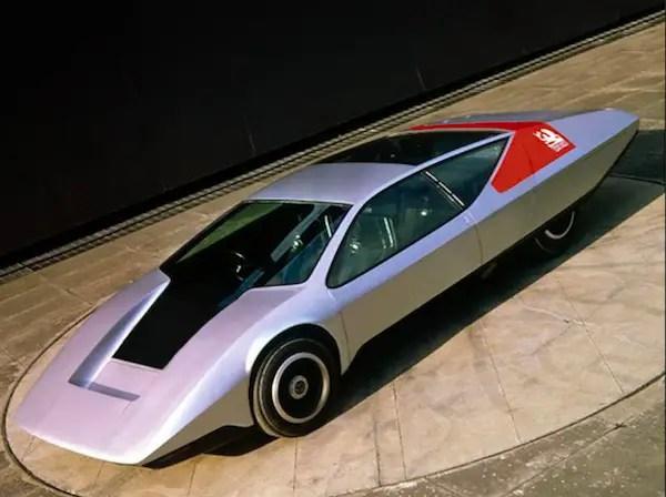 Concepts : 1970 Vauxhall SRV1