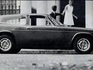 Reliant Scimitar GTE - or GT/E as it was originally known as