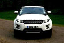 The Evoque's success continues as Land Rover sales continue to rise.