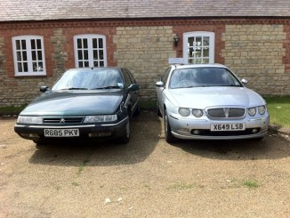 Citroen XM or Rover 75? Which would you have?