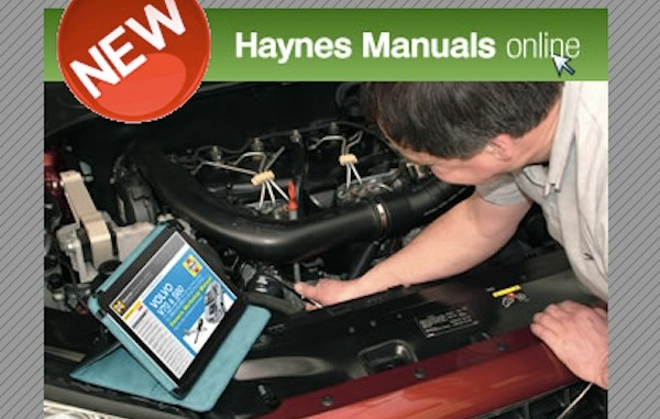 Haynes manuals are now online