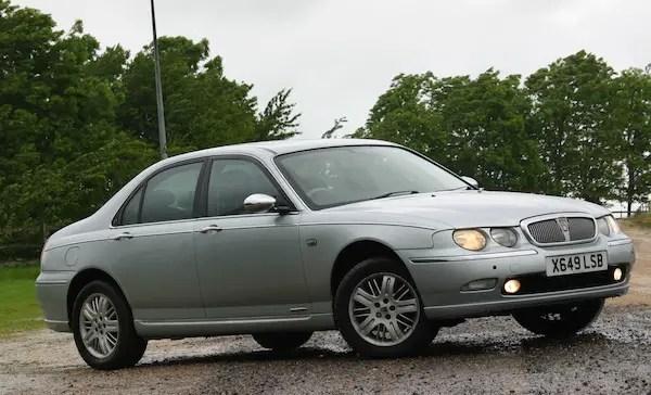 Rover 75 1.8 Connoisseur