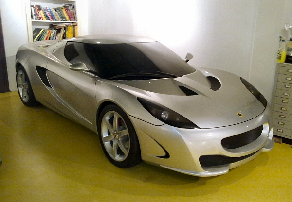 Iain Lindley worked on the ill-fated Lotus M250