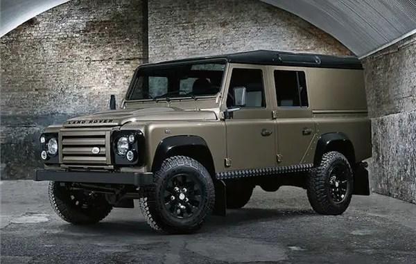 Land Rover XTech