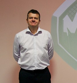 SMTC UK's Managing Director, David Lindley