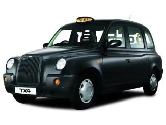 LTI TX4 black cab