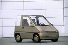 Mercedes-Benz NAFA Concept 1982