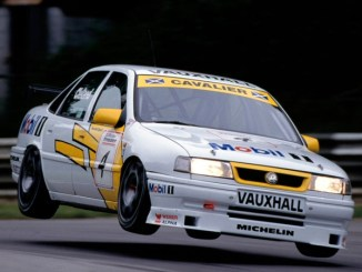 In 1993-'95, the Cavalier performed brilliantly in BTCC, bolstering the car's already excellent image.