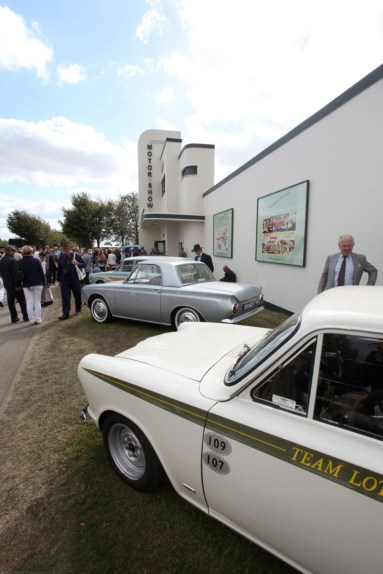 Ford Cortina Celebrates 50th on BBC's One Show