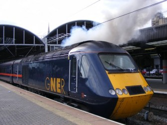 The GEC Paxman Valenta engine was prone to turbo failure - more so after engineering cut backs following the BR sell off of 1996.
