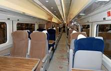 """GNER with their """"Mallard"""" upgrade programme of 2007, brought the HST into the 21st century."""