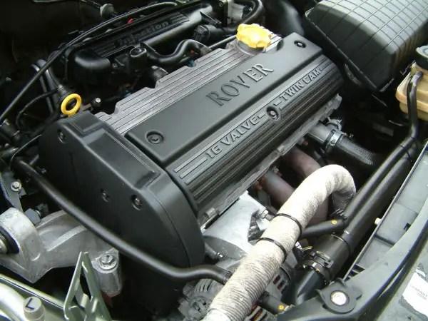 Rover 75 001