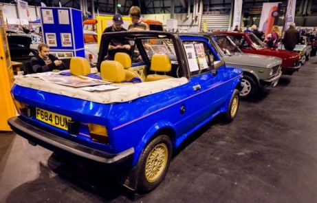 "Yugo ""Top Hat"" Convertible"