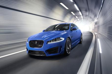 Jaguar XFR-S (1)