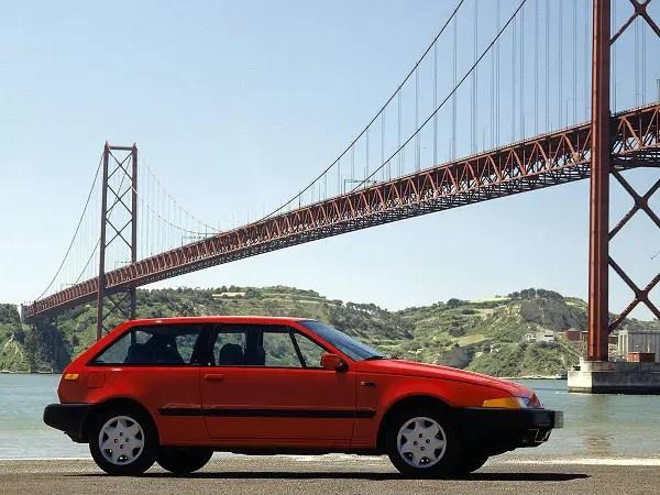 Volvo 480ES Turbo