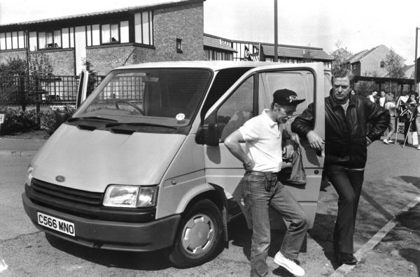 Ford Transit 25 fourth