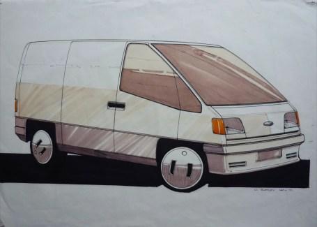 Ford Transit 7.2