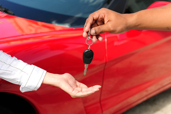 Buying or selling a car from the doorstep can be a pain - but doesn't have to be.