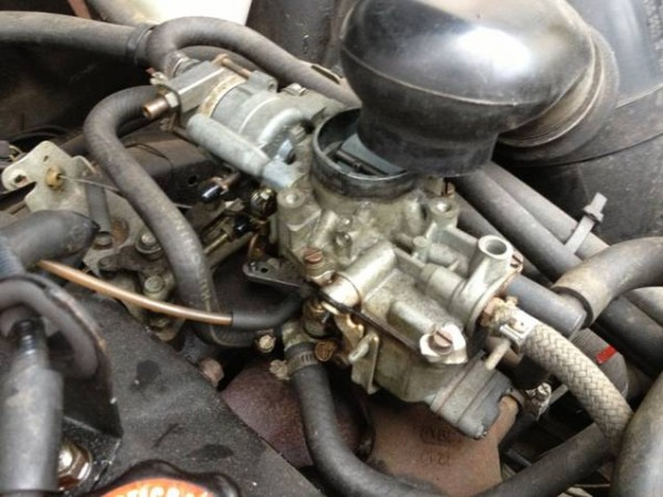 Renault 18 Carburettor