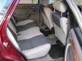 Part of the interior was swapped with the Tourer