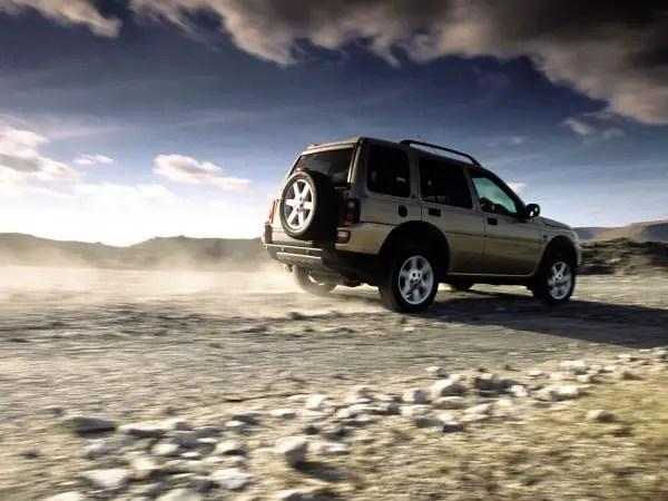 Land Rover Freelander (2)