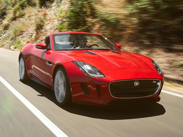 Jaguar F-Type (1)